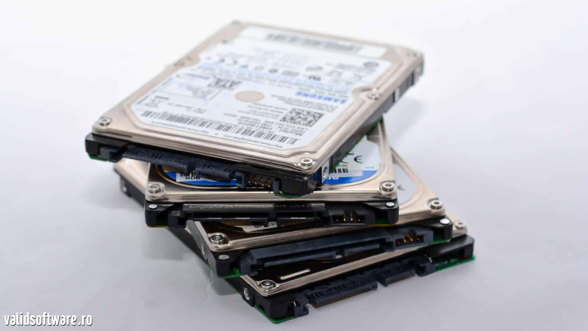 hard disk laptop vedere exterior 1