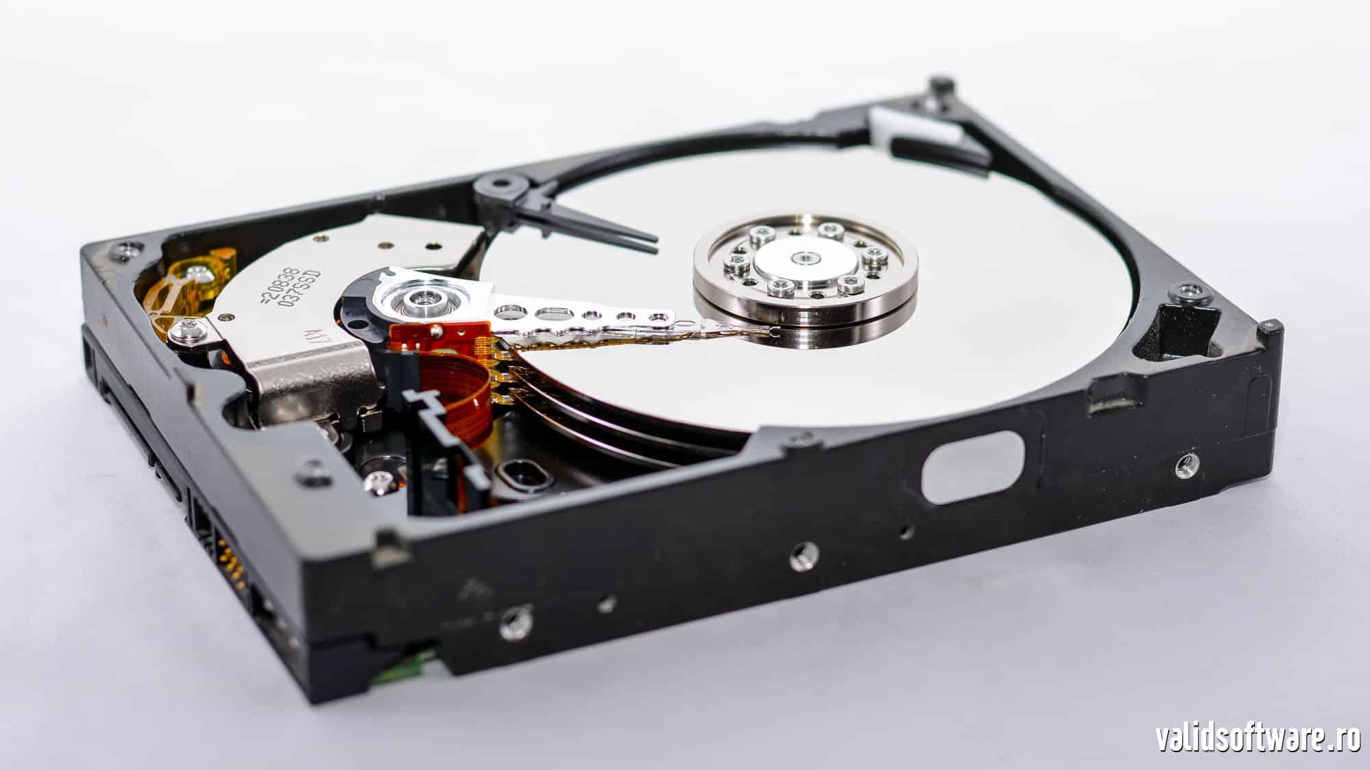 hard disk vedere interior 4