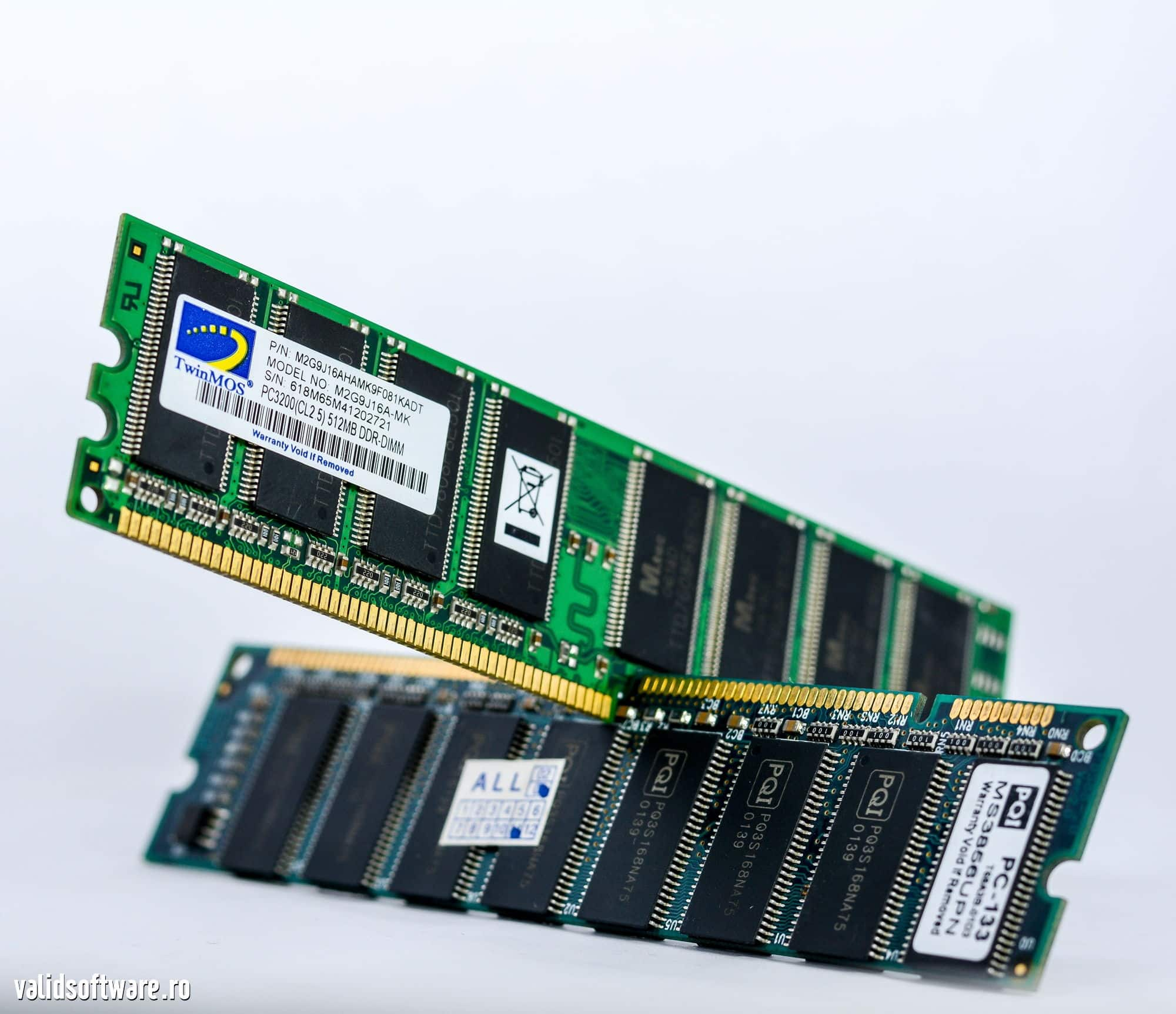 memorie ram calculator